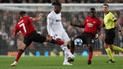 Manchester United empató sin goles frente al Valencia por la Champions League [RESUMEN]