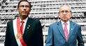 """Pedro Chávarry amenaza al presidente Vizcarra: """"Denuncias en su contra, serán tramitadas"""""""