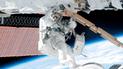 NASA: los viajes largos al espacio podría dañar el estómago de los astronautas