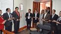 Inauguran sistema integrado judicial y videoconferencias en Cajamarca