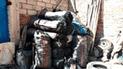 Cajamarca: incautan más de dos toneladas de carbón vegetal