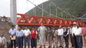 Presidente Vizcarra llega a Huancayo, Jauja y Tarma para inspeccionar varias obras