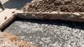 Desagüe de obra abandonada contamina a vecinos en Sullana [VIDEO]
