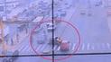 Cercado de Lima: cuatro escolares heridos dejó choque de mototaxi con auto [VIDEO]
