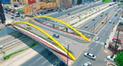 Vía Expresa: retrasan entrega de puentes a la altura de Miraflores y Surquillo