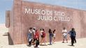 Museo Julio C. Tello de Paracas recibe premio de expertos en arte