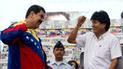 """Declaran a Evo Morales como """"hijo ilustre"""" de Venezuela"""