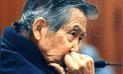 Lee la resolución judicial que deja sin efecto el indulto de Alberto Fujimori