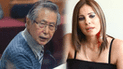 Trollean a Karina Calmet en Twitter por anulación de indulto a Fujimori