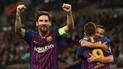 Barcelona venció 4-2 al Tottenham por la Champions League [RESUMEN]