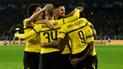 Borussia Dortmund goleó 3-0 al Mónaco por el Grupo A de la Champions League [RESUMEN]