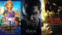 Cartelera: Los estrenos para esta semana en el cine [TRÁILERS]