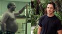 Conoce el drástico cambio de Christian Bale para su papel en 'Vice' [VIDEO]