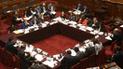 Constitución aprueba dictamen sobre la bicameralidad y será debatido en el Pleno