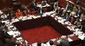 Bicameralidad casi lista; falta la reforma de no reelección congresal