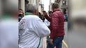 Beingolea encontró a Muñoz y lo cuestionó por no querer debatir [VIDEO]