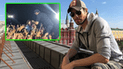 Enrique Iglesias le dio apasionado beso a fan en show [VIDEO]