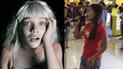 "Facebook: niña canta ""Chandelier"" de Sia en un centro comercial y miles enloquecen [VIDEO]"