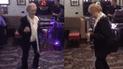 Facebook: abuela se destapa y muestra sensual baile que deja boquiabierto a sus nietos [VIDEO]