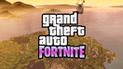 Fortnite en modo GTA V: Crean 'crossover' de ambos videojuegos [VIDEO]