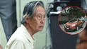 Alberto Fujimori es internado en clínica tras anulación de indulto
