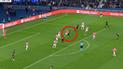 PSG vs Estrella Roja EN VIVO: Cavani colocó el 3-0 tras terrible error defensivo [VIDEO]