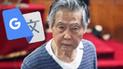 Google Translate: escriben Alberto Fujimori en el traductor de Google y reciben curiosa frase [FOTOS]