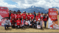 Realizan talleres de emprendimiento para jóvenes de comunidad campesina de Cusco
