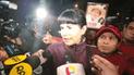 Karina Calmet visita a Alberto Fujimori y explota contra el Poder Judicial [VIDEOS]