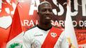 Rayo Vallecano eligió a Luis Advíncula como el mejor jugador de septiembre [FOTO]