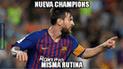 Los memes que dejó el  triunfo del Barcelona sobre Tottenham por Champions League [FOTOS]