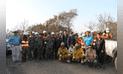 Lambayeque: Después de 10 días logran sofocar incendio en Santuario Histórico Bosque de Pómac