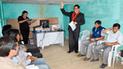 Cajamarca: instalan Juzgado de Paz en centro poblado de Cruz Conga - Chota