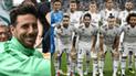 El cariñoso saludo de cumpleaños de estrella del Real Madrid para Claudio Pizarro