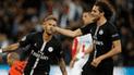 PSG goleó 6-1 a Estrella Roja con hat-trick de Neymar por la Champions [RESUMEN]