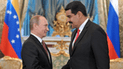 Putin rechaza intervención en Venezuela y respalda a Nicolás Maduro