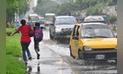 Fenómeno El Niño traería lluvias por encima de lo normal, pero no extremas