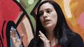 """Verónika Mendoza sobre Fujimori: """"Con la justicia no se negocia"""""""