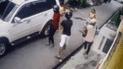 YouTube viral: graban momento exacto en que niña de 8 años taclea a ladrón que asaltó a su papá [VIDEO]