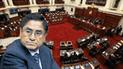 Pleno del Congreso debate acusación contra Hinostroza y exconsejeros