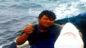 Piura: pescador desaparece tras naufragar embarcación