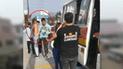 #YoDenuncio: conductores se insultan y  protagonizan pelea en vía pública [VIDEO]