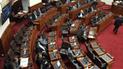 Fujimoristas abandonan el Pleno durante sustentación de acusación contra Hinostroza [VIDEO]