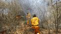 Tumbes: Controlan incendio forestal que afectó a Reserva Nacional de Tumbes