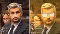 Mientras Marcos Peña leía informe, diputada le ponía filtros de Instagram