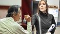 Karina Calmet envía polémico mensaje a detractores de Alberto Fujimori [FOTO]