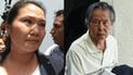 """Keiko Fujimori: """"Solo pido justicia y humanidad para mi padre"""""""