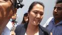 Keiko Fujimori confirma que FP revisará proyecto para liberar a su padre