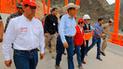 Vizcarra asegura que trabajará de la mano con autoridades electas el 7 de Octubre