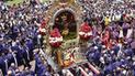 Señor de los Milagros: conoce el recorrido de las cinco procesiones